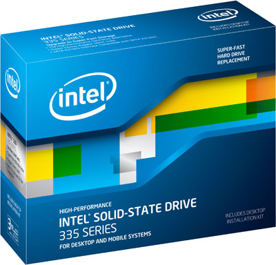 Intel SSD 335 Box