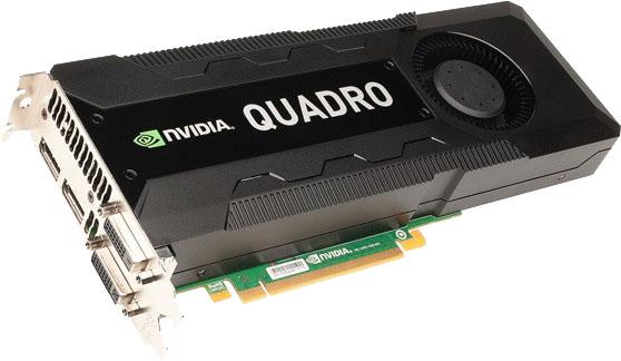 NVIDIA Quadro Kepler GPUs