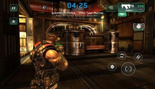 Shadowgun Deadzone Nexus 7