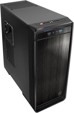 Thermaltake Urban S21 Angle View Closed