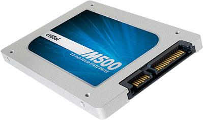 Crucal M500 SSD