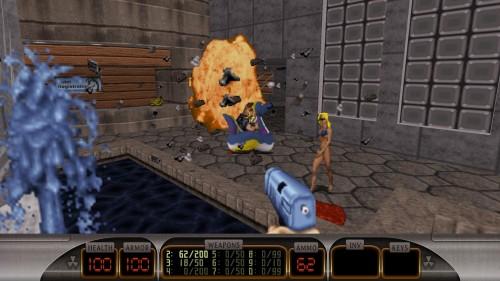 Duke Nukem 3D Megaton Caribbean