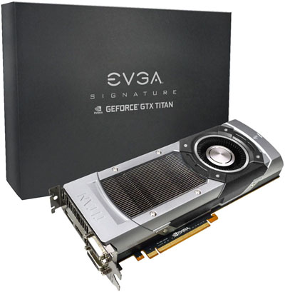 EVGA Titan Signature Edition