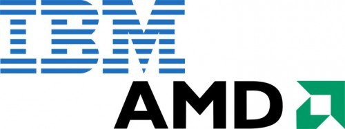 IBM and AMD Sitting in a Tree