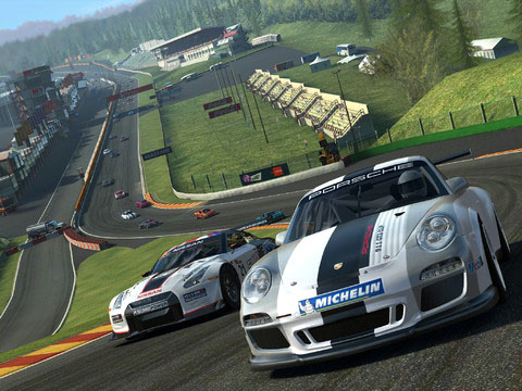 Real Racing 3 Mobile