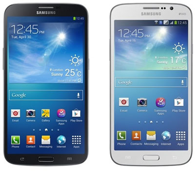 Samsung Galaxy Mega Phones