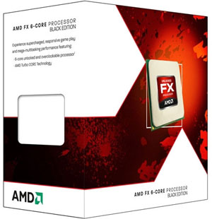 AMD FX 6-core Box Art