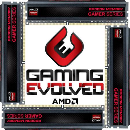 AMD Radeon Gamer Memory
