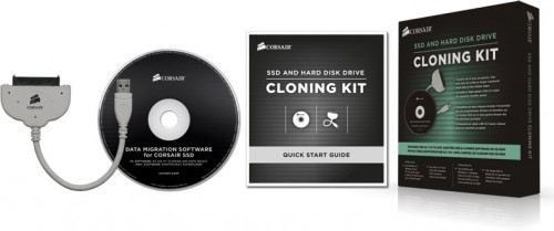 Corsair SSD and Hard Disk Cloning Kit
