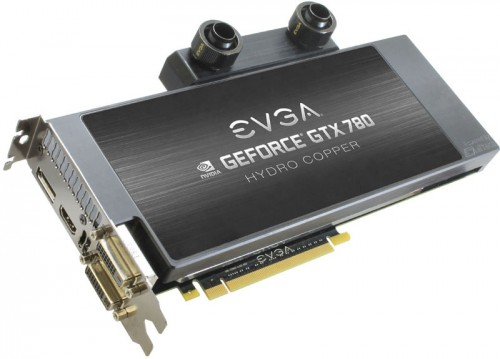 EVGA GeForce GTX 780 Hydro Copper