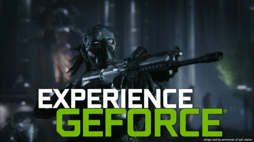 Experience GeForce