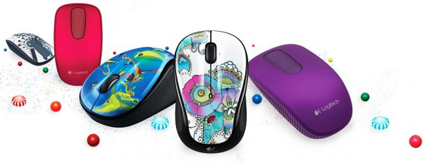 Logitech Color Collection 2013