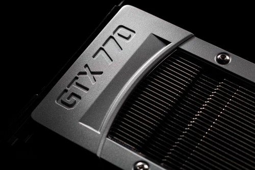 NVIDIA GeForce GTX 770 Stylized