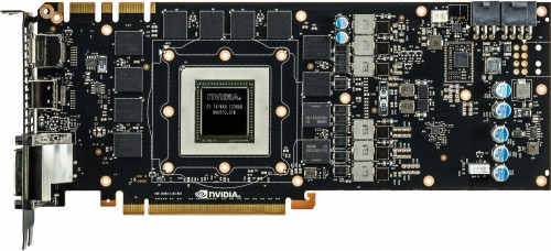 NVIDIA GeForce GTX 780 PCB