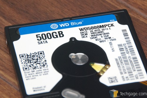 WD UltraSlim Blue 500GB 01