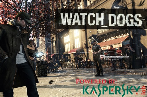 Watch Dogs Kaspersky