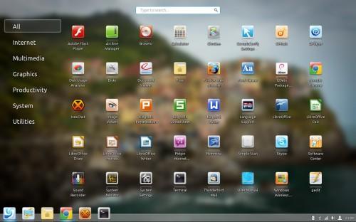 A Look at Linux Deepin 12.12