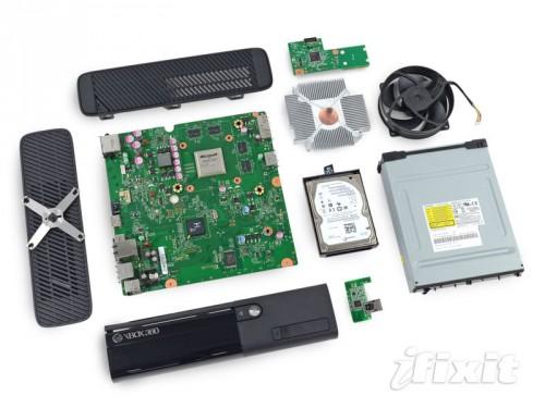 Xbox 360 E iFixit