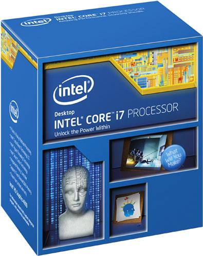 Intel 4th Gen Core Processor Box