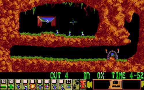 Lemmings Amiga
