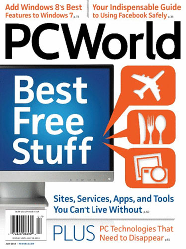 PCWorld Paper Magazine July 2013