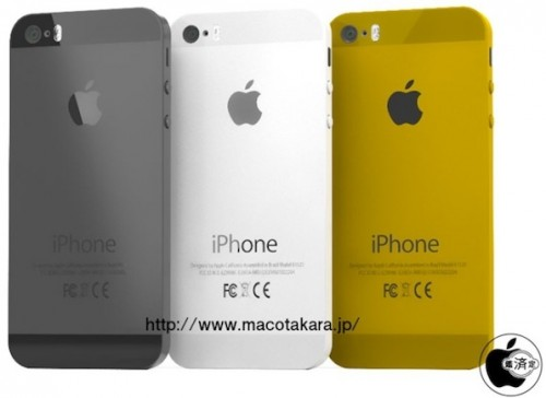 Apple iPhone 5S Rumor