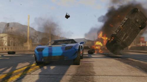 Grand Theft Auto Online 01