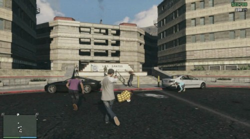 Grand Theft Auto Online 02