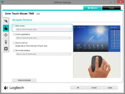 Logitech SetPoint Navigate Windows