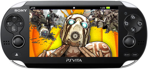 Sony PSP Borderlands 2