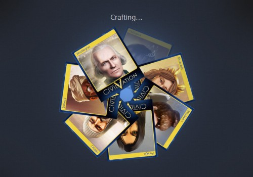 Steam Trading Cards Crafting