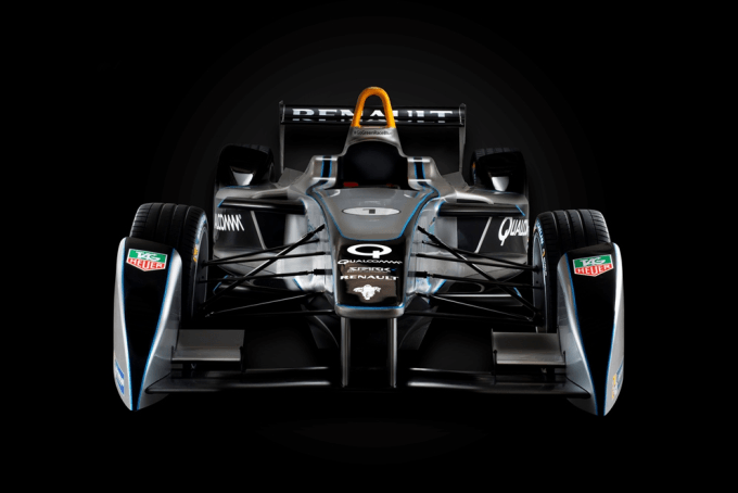 Formula E Official Car