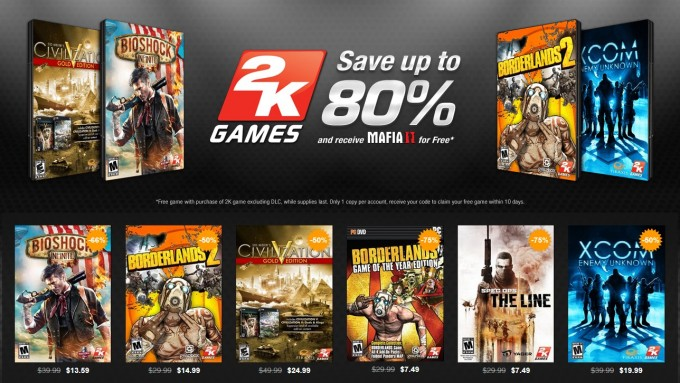 GameFly 2K Promotion