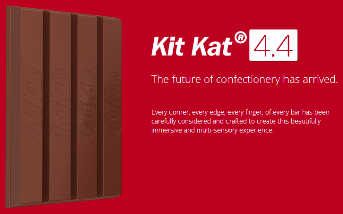 KitKat 4 Point 0