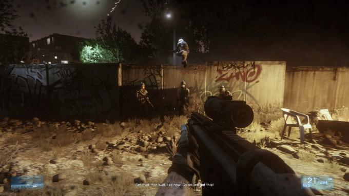 Battlefield 3 - 1920x1080 Single Monitor