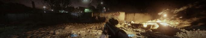 Battlefield 3 - 5760x1080 Triple Monitor