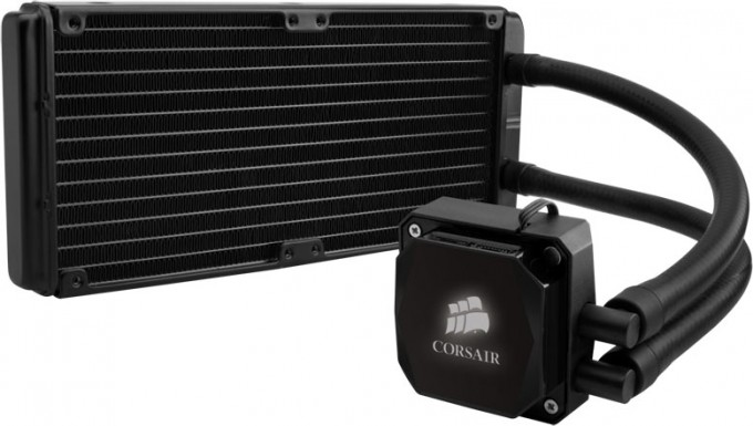 Corsair H100i CPU Cooler