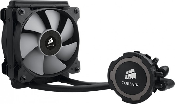 Corsair H75 CPU Liquid Cooler