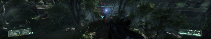 Crysis 3 - 5760x1080 Triple Monitor