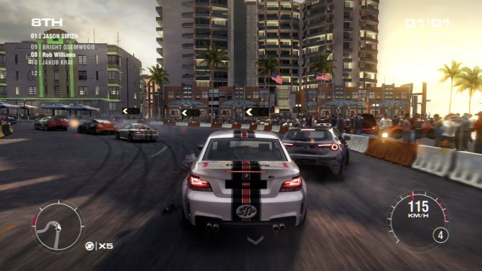 GRID 2 - 1920x1080 Single Monitor