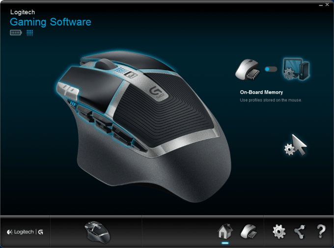 Logitech G602 Wireless Gaming Mouse 10