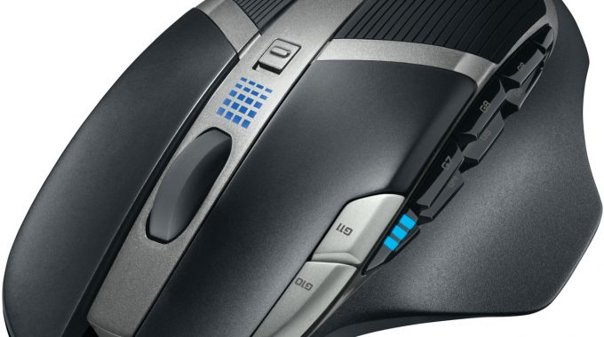 Logitech G602 Wireless Gaming Mouse Review – Techgage