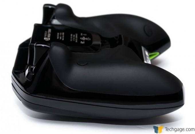 NVIDIA SHIELD Gaming Portable - Side
