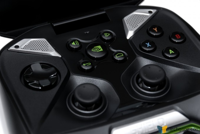 NVIDIA SHIELD Gaming Portable - Gamepad