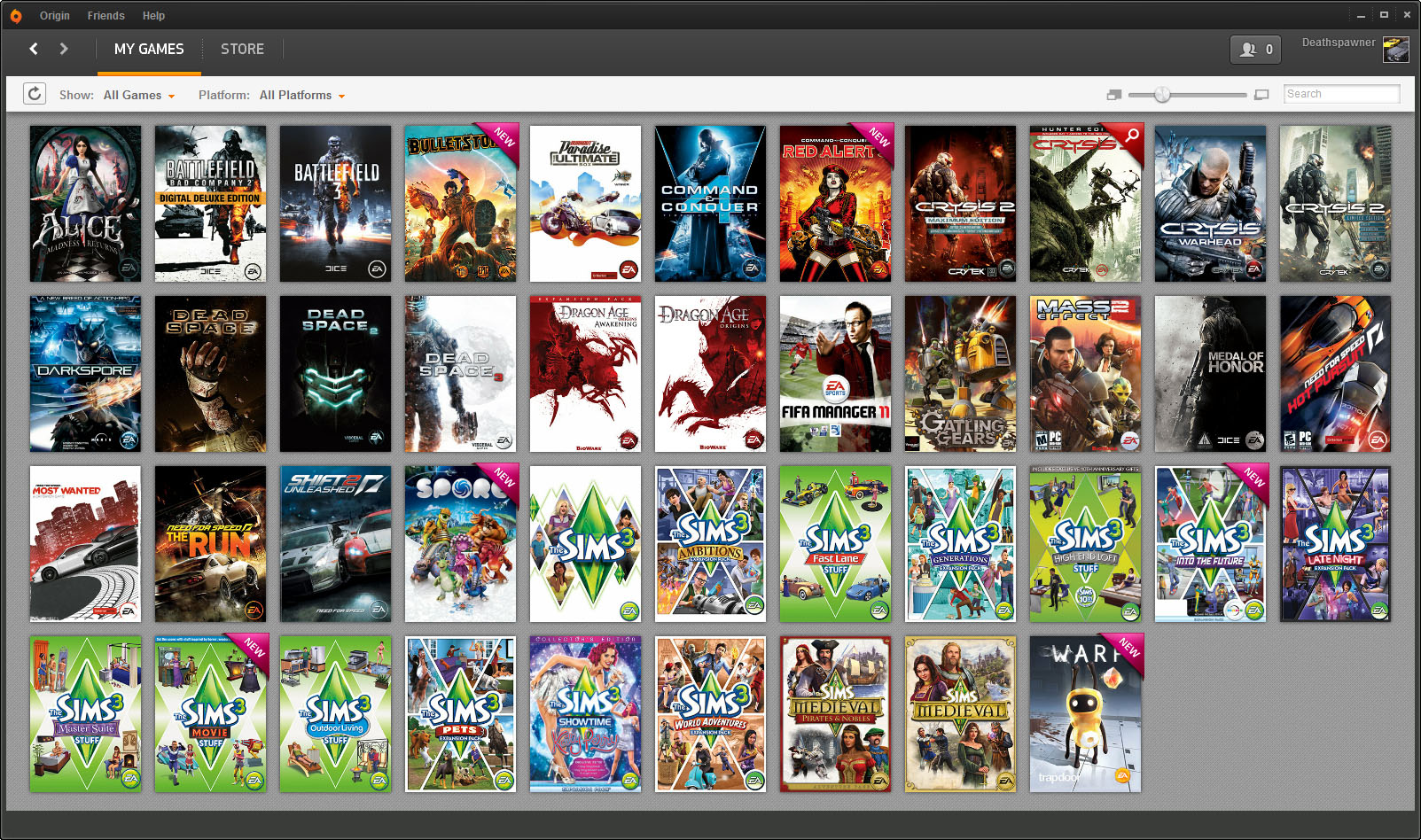 Migrating Your EA Games from Steam or Retail to Origin