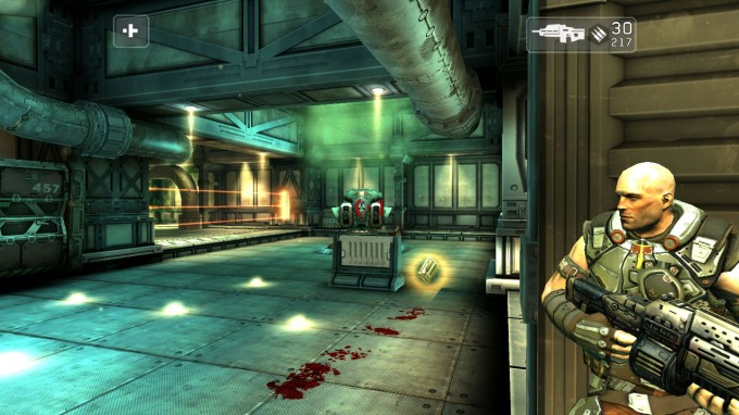 Shadowgun - NVIDIA SHIELD