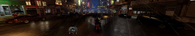 Sleeping Dogs - 5760x1080 Triple Monitor