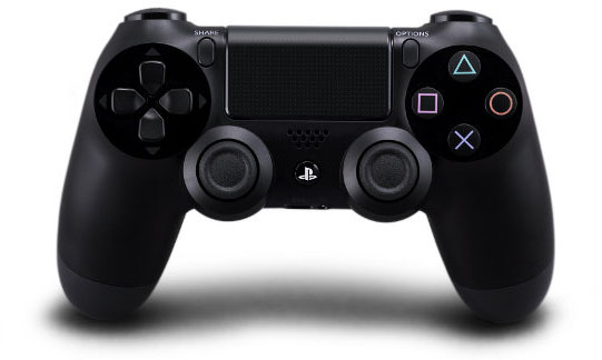 Sony PlayStation 4 DualShock Gamepad