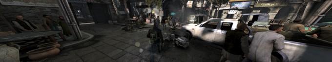 Splinter Cell Blacklist - 5760x1080 Triple Monitor