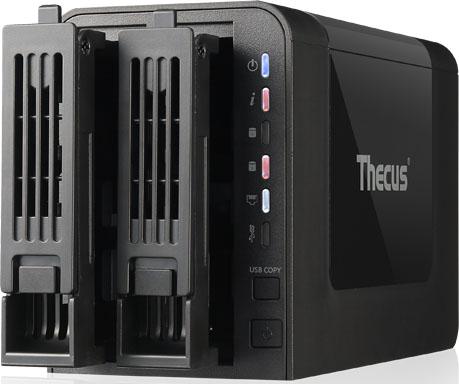 Thecus N2310 NAS Box